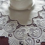 Lace Table Centre