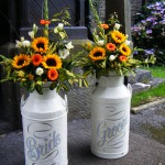 Vintage Milk Churns