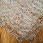 Hessian Table Mats